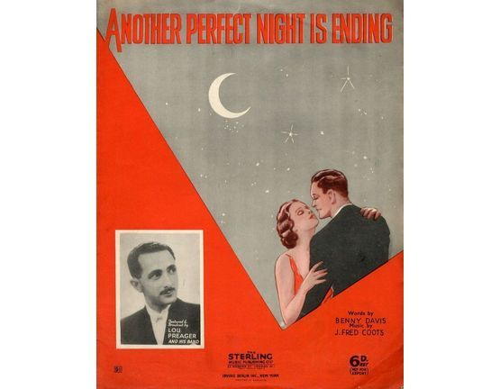 6497 | Another Perfect Night is Ending - Song - Featuring Lou Preager