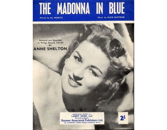 6602 | the Madonna in Blue - Featuring Anne Shelton
