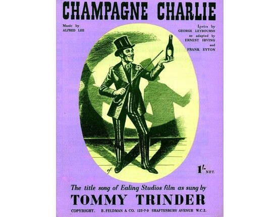 7791 | Champagne Charlie - Comic Song