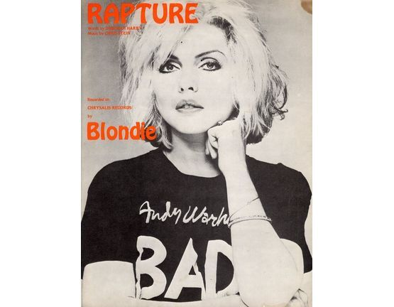 7849 | Rapture - Featuring Blondie