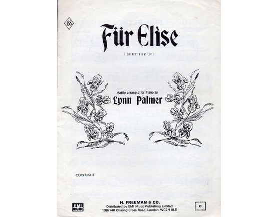 7948 | Fur Elise - For Piano