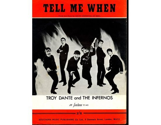 8047 | Tell Me When - Troy Dante and the Infernos