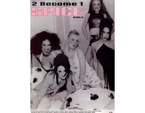 8483 | 2 become 1 - Recorded by The Spice Girls on Virgin Records