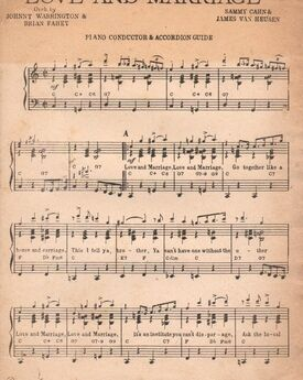 Sheet Music Warehouse: Home of Old Vintage and Rare