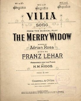 Sheet Music Warehouse: Home of Old Vintage and Rare Victorian Scores