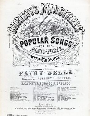 19th Century Songs Beginning With F